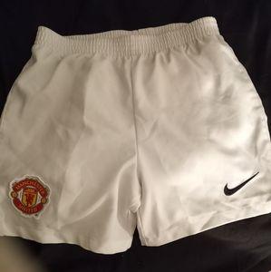 Nike boys soccer shorts